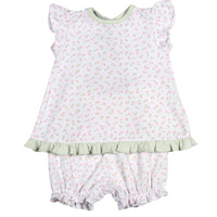 Baby Bliss- Rossie Pima Bloomer Set