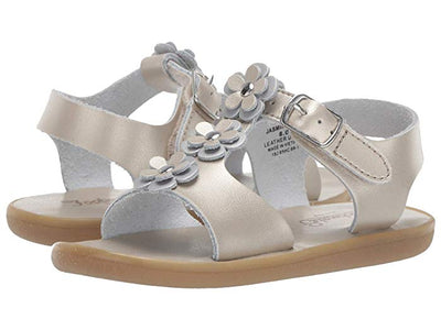 Footmates- Jasmine Soft Gold Sandals