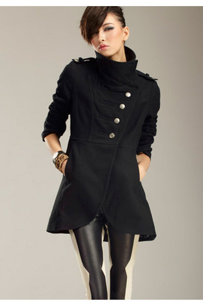 Othermix Wool Miltary Coat