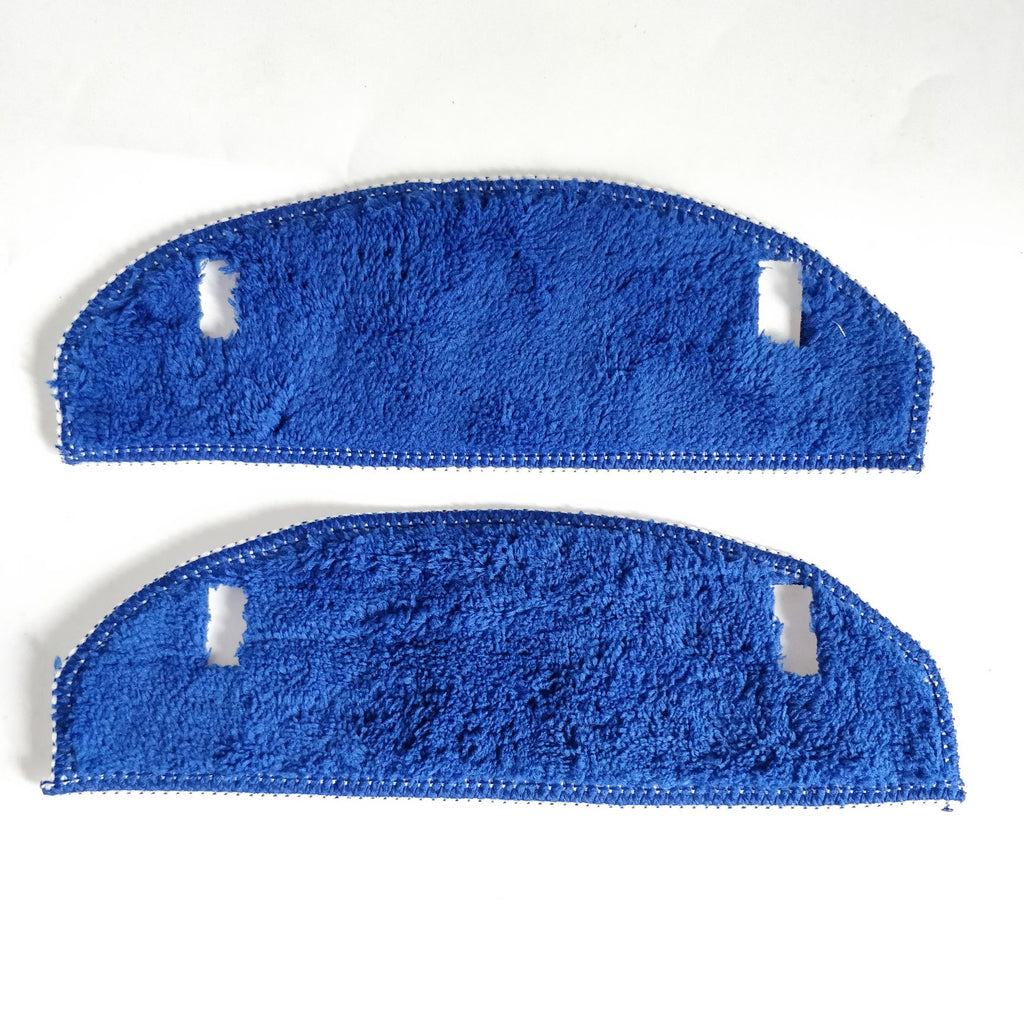 360° Broom Sweeper Extra/Replacement Cleaning Pads for Underneath 360°Broom Sweeper- Set of Two