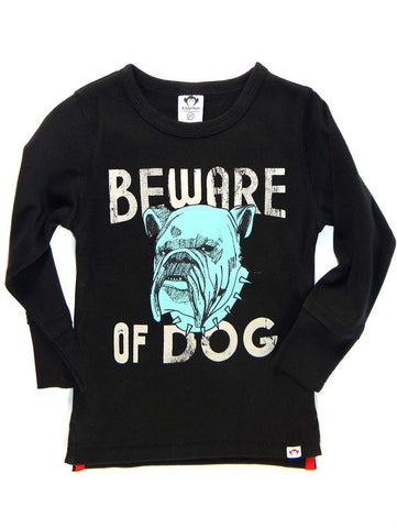 Appaman Beware of Dog Long Sleeve Shirt