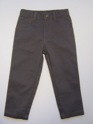 Monster Republic Grey Stripe Pants