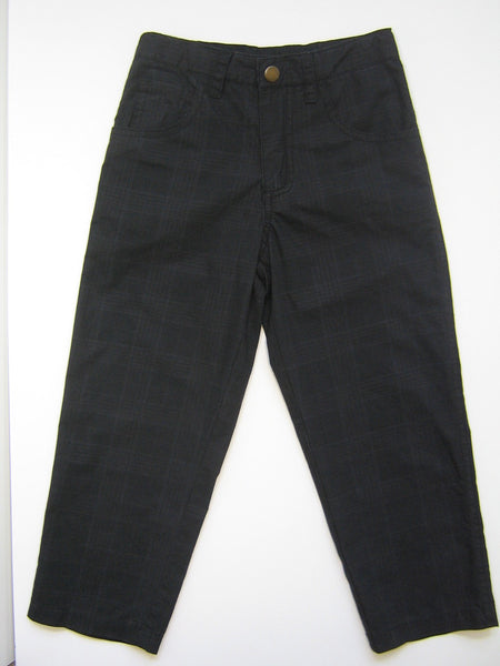 Monster Republic Plaid Skinny Pants