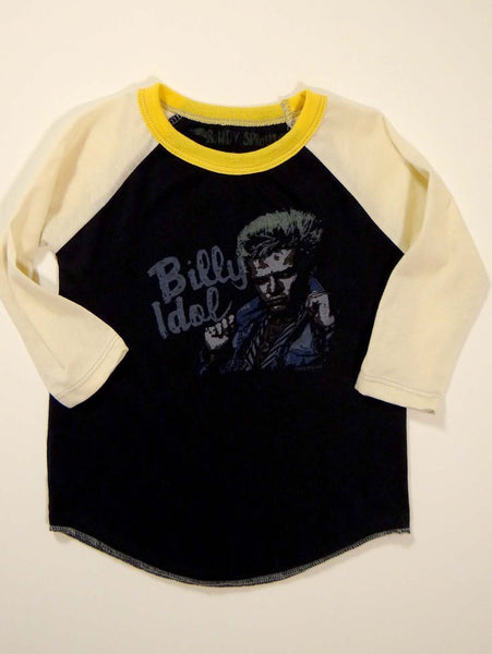 Rowdy Sprout Billy Idol Long Sleeve Tee