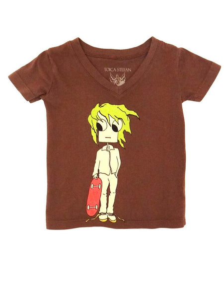 "Toica Stefan ""Cuz I'm Cool Like That"" Infant Short Sleeve Shirt"