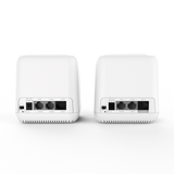 Bearifi Edge Mesh Whole Home 802.11ac Wi-Fi AC1200 Dual Band 2.4Ghz + 5Ghz Smart Wi-Fi System 2-pack