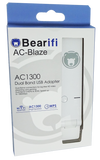 Bearifi AC-Blaze 802.11ac AC1300 High Speed USB Wi-Fi Adapter for Microsoft Windows PCs