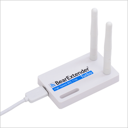 Bearifi BearExtender Turbo 802.11ac 867 Mbps Wi-Fi adapter for Mac OS