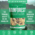 Rainforest Mix - 3 Premium Tree Nuts (8oz)