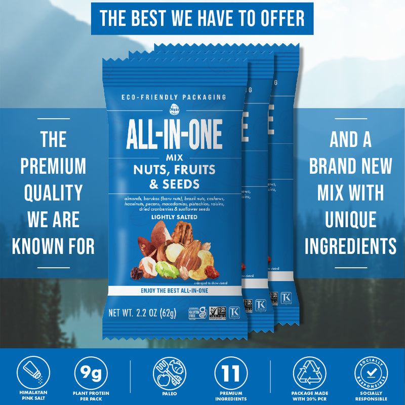 All-In-One Mix  (26 oz, 12 Pack)