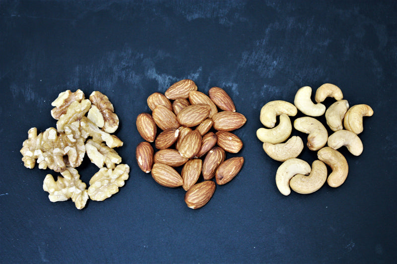 Daily Nuts Triple Mix (Almonds, Walnuts, Cashews | 3 LB)