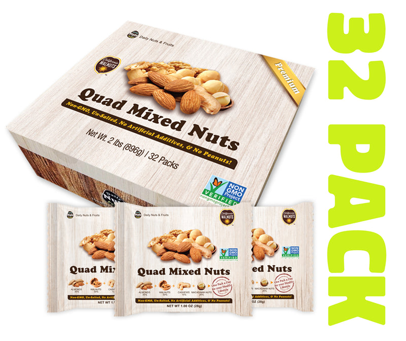 Daily Nuts Super Quad Mix Value Pack
