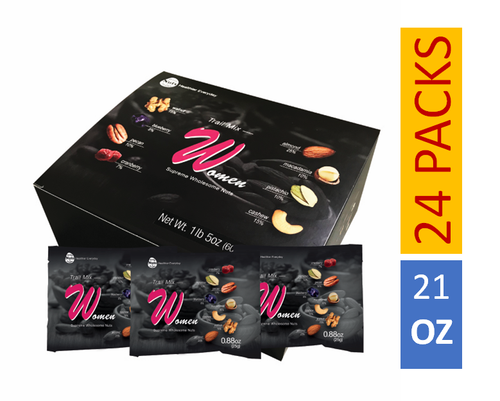 DAILY NUTS HEALTHY MIX FOR WOMEN (1 OZ each | 24 PACKS)