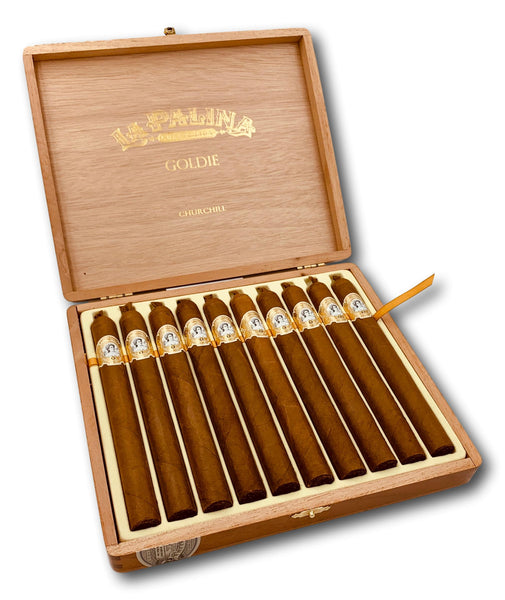 La Palina Goldie Churchill