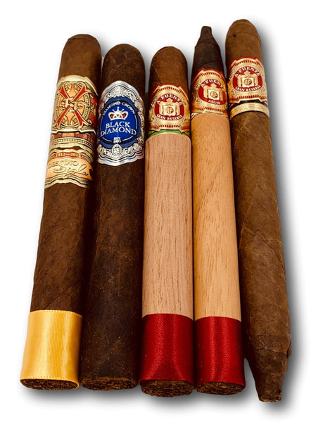 Opus X Oro Oscuro New Year Assortment