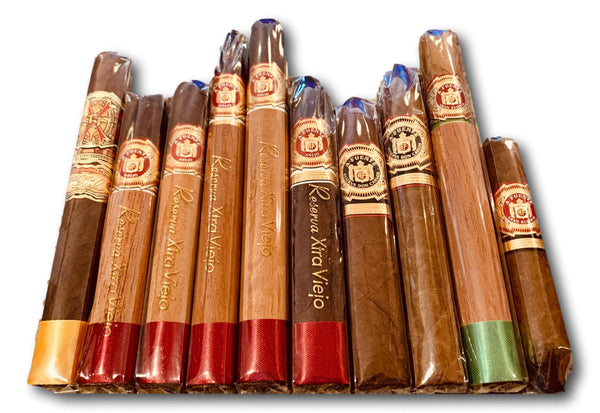Rare Arturo Fuente assortment