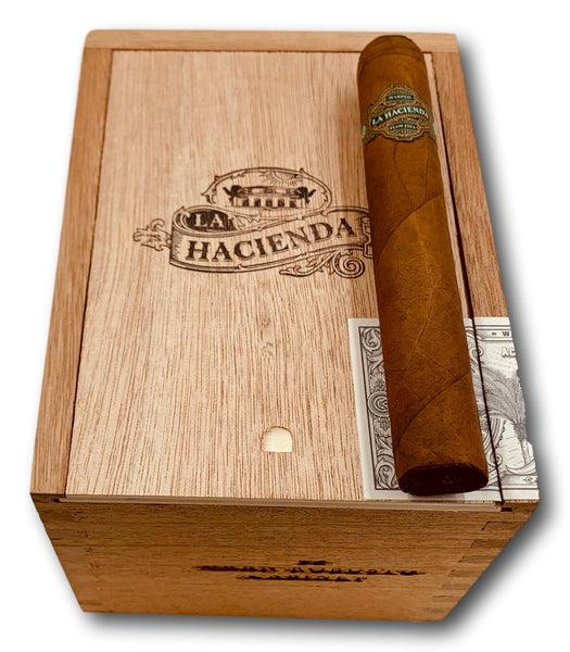 Warped La Hacienda Gran Robusto