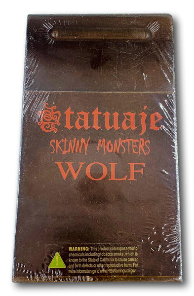 Tatuaje Skinny Monster Wolf