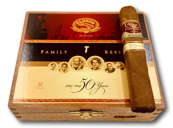 Padron Family Reserve No. 50 Natural