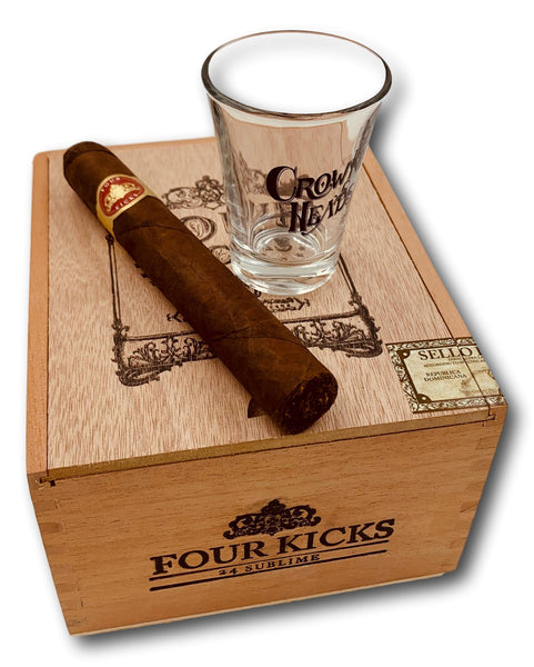 Crowned Heads Four Kicks Sublime