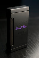Opus X Purple Rain Ultimo X Black Lighter