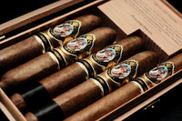 God of Fire Serie Anniversario 5 Cigar assortment