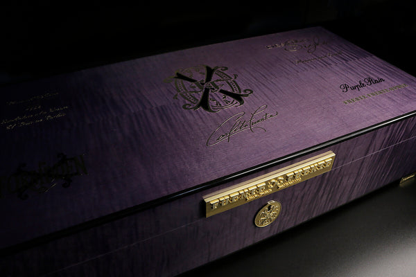 2020 Limited Edition Opus X Purple Rain Humidor