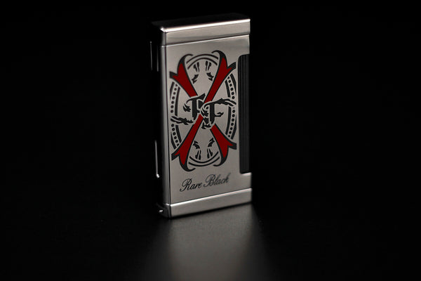 Opus X Rare Black Ultimo X Black Lighter