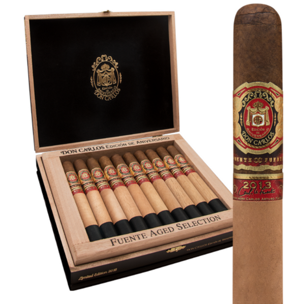 Don Carlos Aniversario Double Robusto