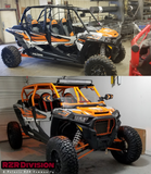 "RZR XP-1000/TURBO ""Chopped-N-Screwed"" SHORTY CAGE (4-seater)"