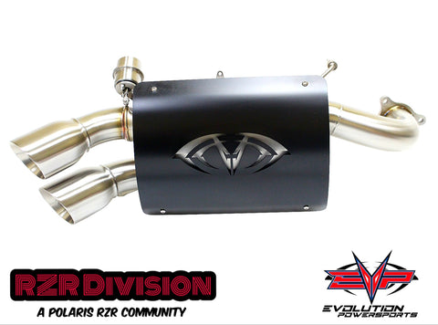 PERFORMANCE DUAL EXHAUST (EVO)
