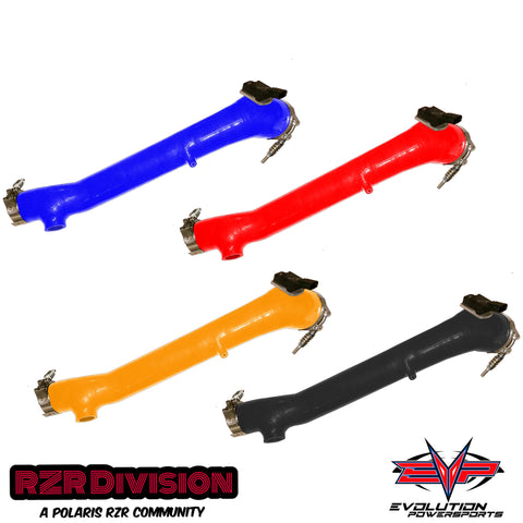 RZR TURBO SILICONE CHARGE TUBE (EVO)
