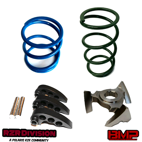 RZR TURBO (STAGE-2) CLUTCH KIT (BMP)
