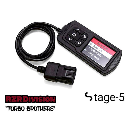 TURBO BROTHERS STAGE-5 PERFORMANCE TUNER
