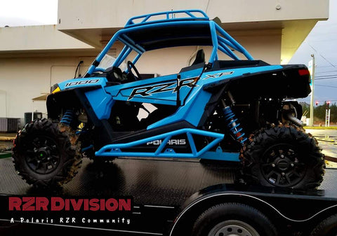 "RZR XP 1000/TURBO ""Super Sport"" SHORTY CAGE"