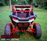 "RZR XP 1000/TURBO ""New Yorker"" SHORTY CAGE"