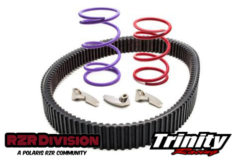RZR TURBO CLUTCH KIT (TRINITY RACING)