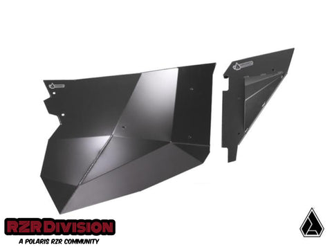 ASSAULT INDUSTRIES TANK DOORS for POLARIS RZR XP