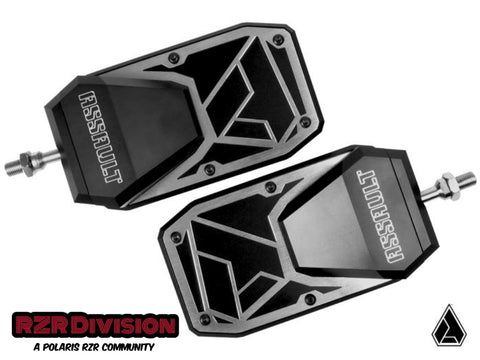 ASSAULT INDUSTRIES PHANTOM CONVEX SIDE MIRRORS