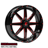 FUEL MAVERICK WHEELS