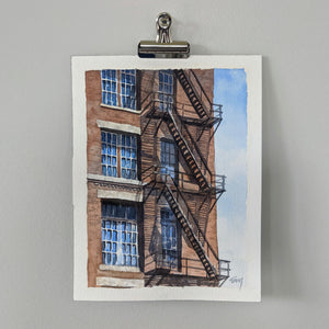 Fire Escape, 2019