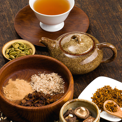 Why We're Craving Adaptogens