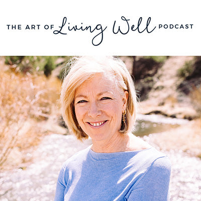 The Art of Living Well Podcast with Founder Maria Uspenski