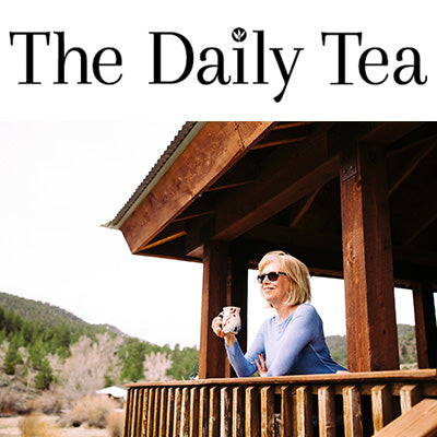 The Daily Tea - Q&A with The Tea Spot's Maria Uspenski, Founder and CEO