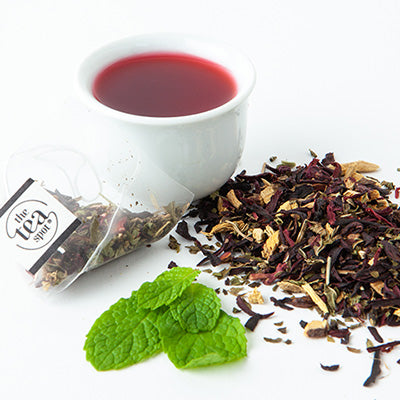 Heart-Healthy Hibiscus Herbal Tea