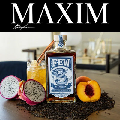 Maxim - The Best New American Whiskeys of 2020