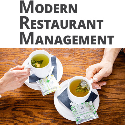 Modern Restaurant Management - Tea Is a Natural Complement to the Modern Foodie Experience