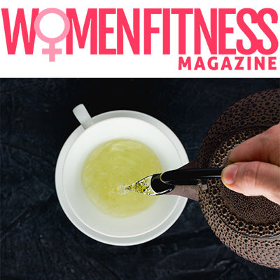 Women's Fitness Magazine - Why We're Craving These 3 Teas in the Time of Corona