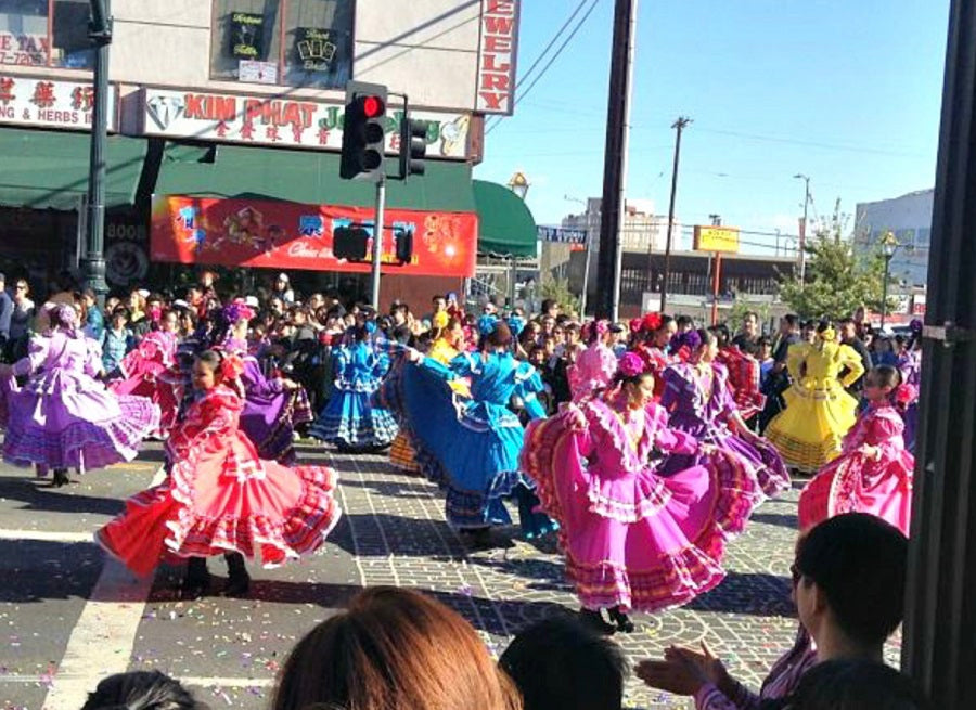 Multicultural events