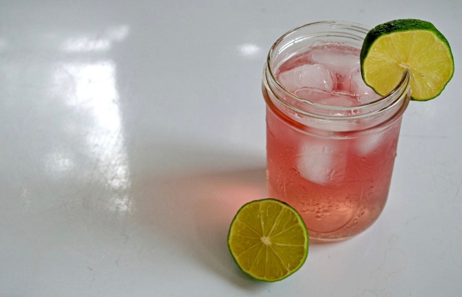 Gin and Ginger tonic